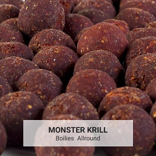 Boilies Allround Monster Krill