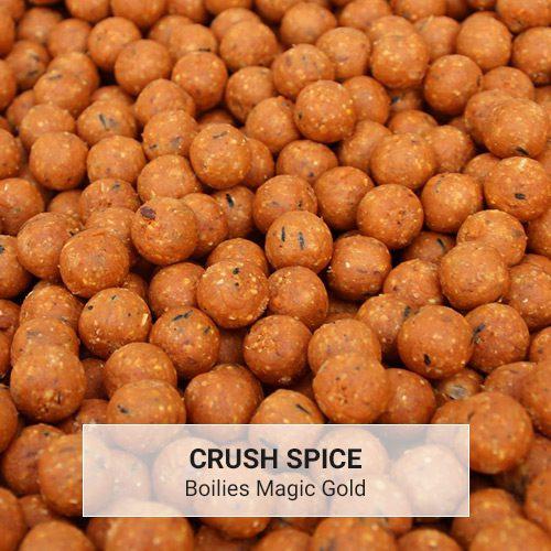 Boilies Magic Gold Crush Spice