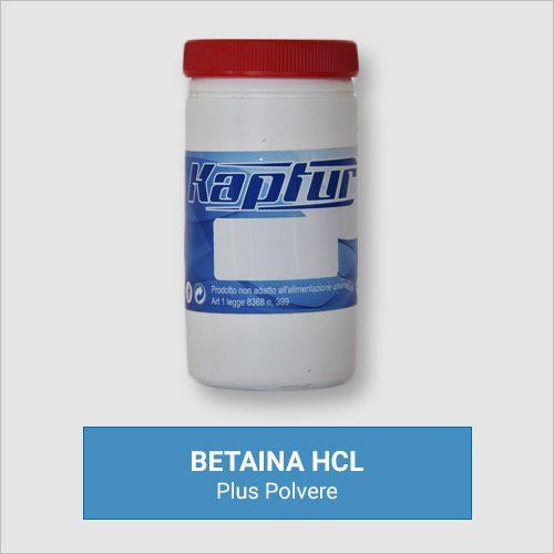 Plus Polvere Betaina Hcl