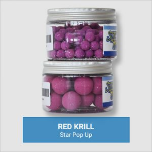 Star Pop Up Red Krill